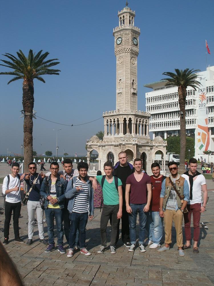 In Izmir